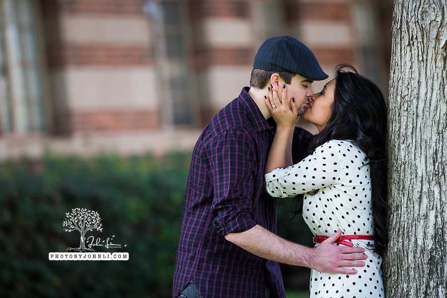 011 UCLA Engagement Photography