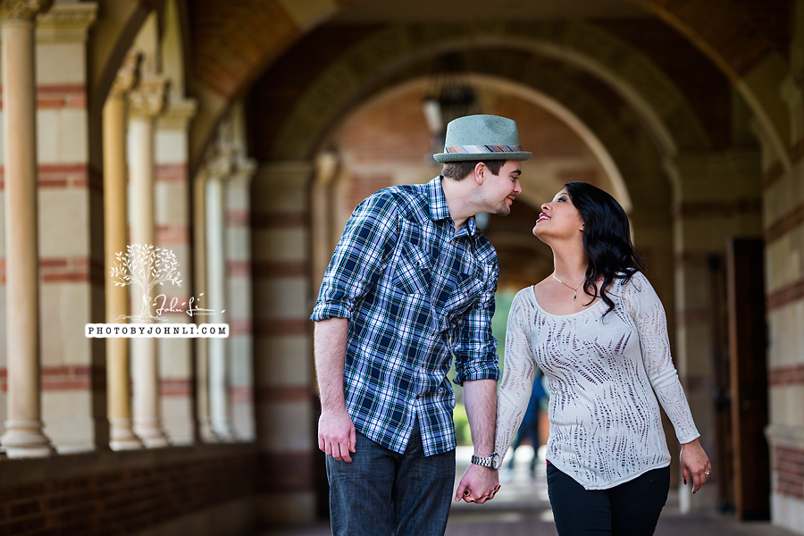 018 UCLA Engagement Photography