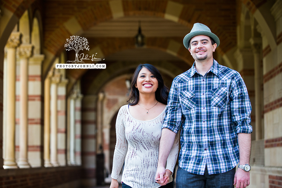 019 UCLA Engagement Photography