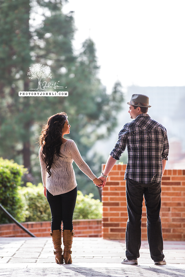 020 UCLA Engagement Photography