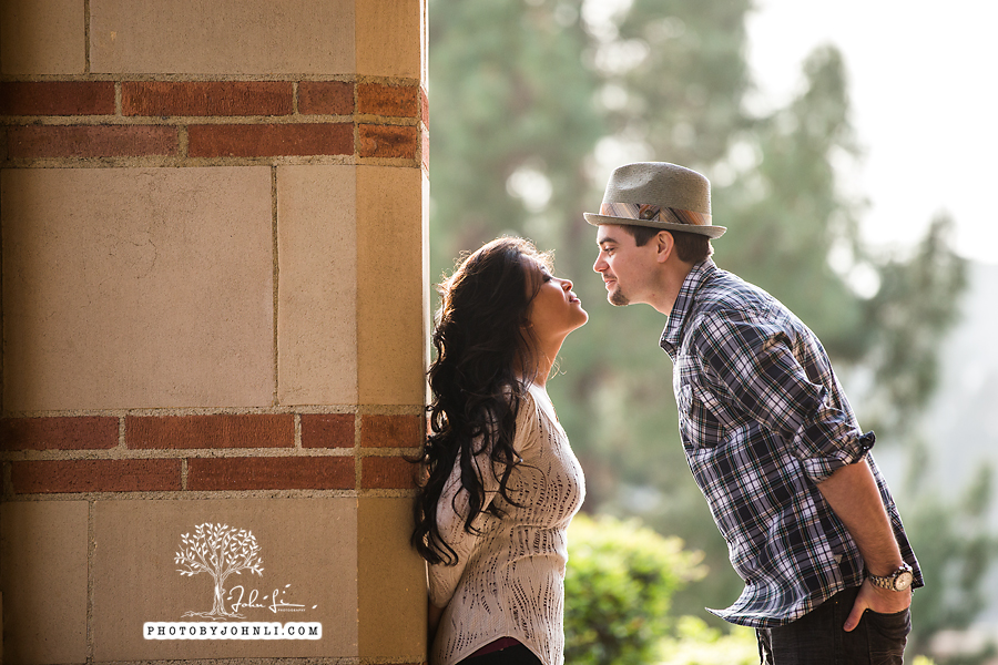 021 UCLA Engagement Photography