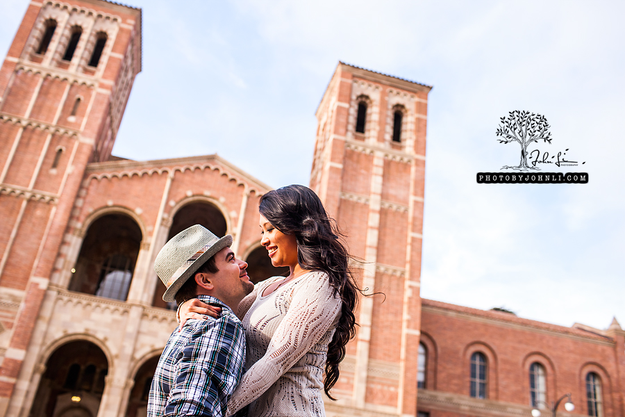 023 UCLA Engagement Photography