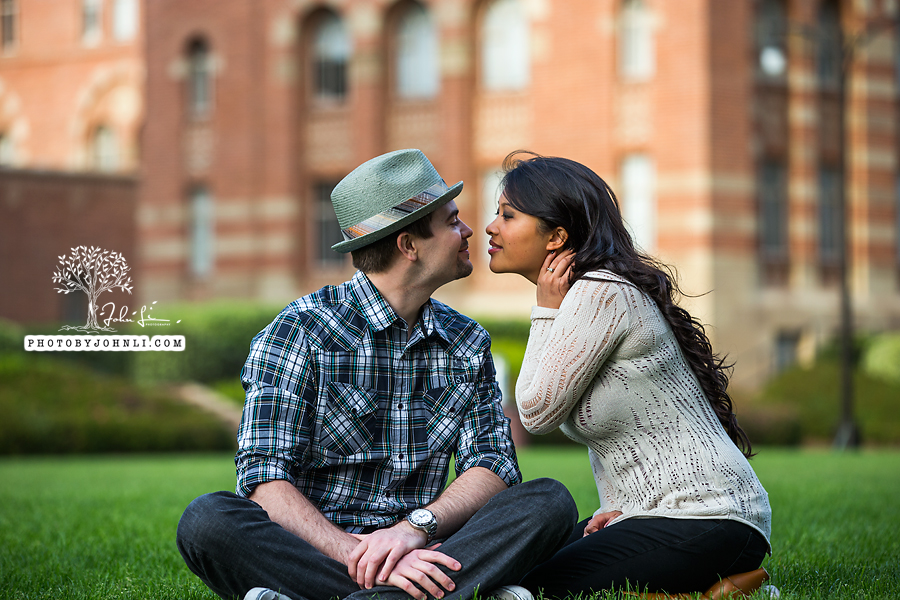 026 UCLA Engagement Photography