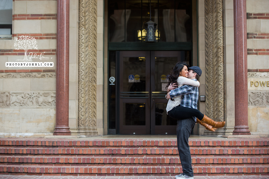 029 UCLA Engagement Photography