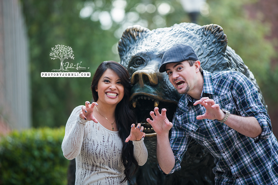 030 UCLA Engagement Photography