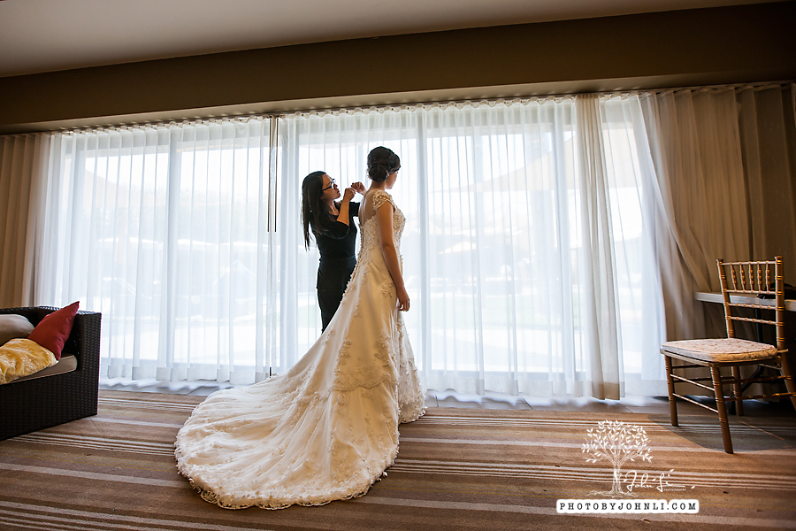 005 DoubleTree by Hilton Monrovia-Pasadena Area wedding