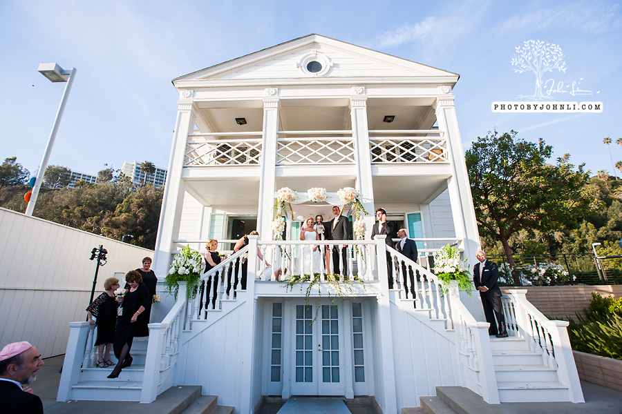 030 Annenberg Community Beach House wedding