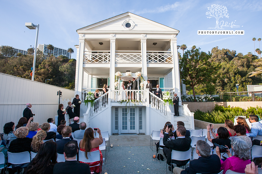 032 Annenberg Community Beach House wedding