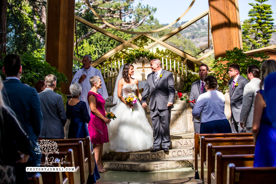 023 Wayfarers Chapel Wedding Photography