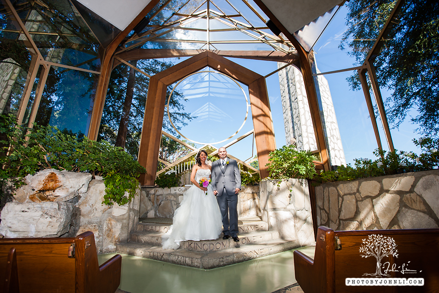 028 Wayfarers Chapel Wedding Photography