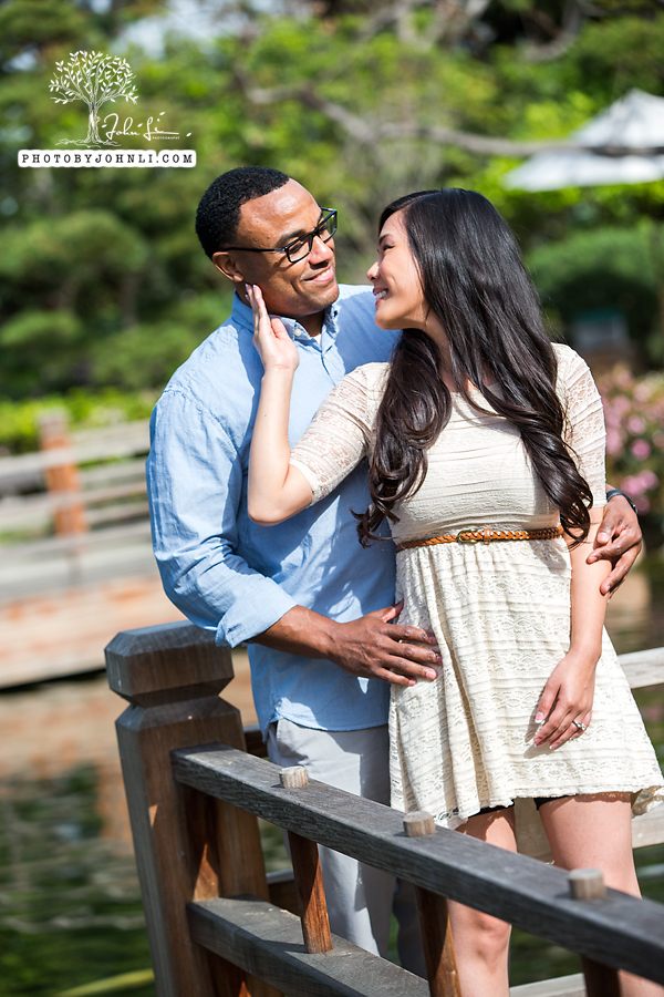 001Japanese Garden Engagement UC Long Beach