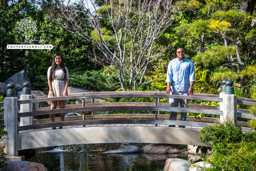 007Japanese Garden Engagement UC Long Beach
