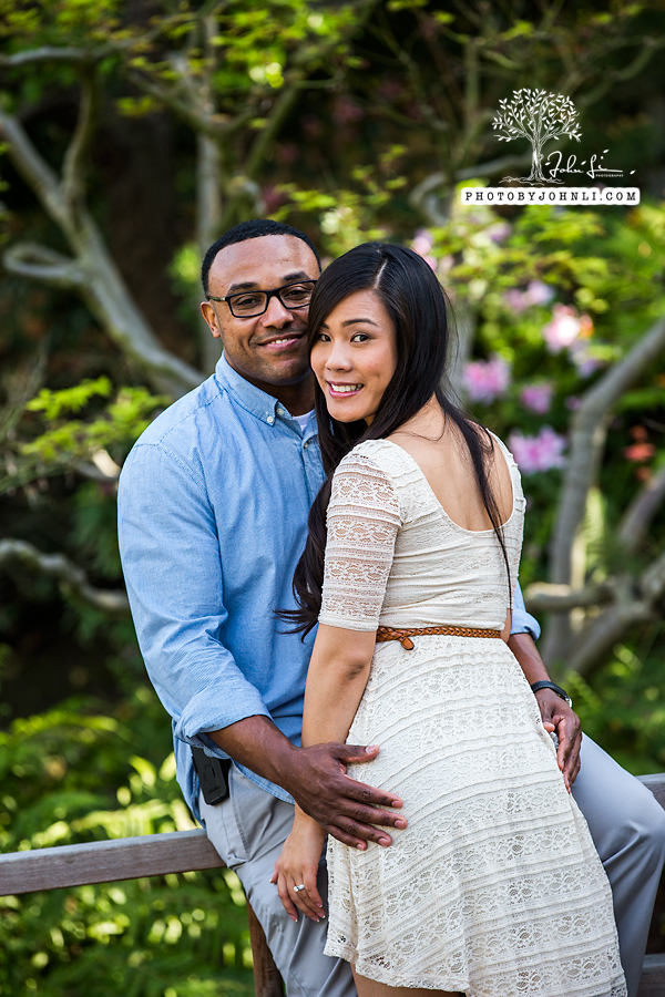 013Japanese Garden Engagement UC Long Beach