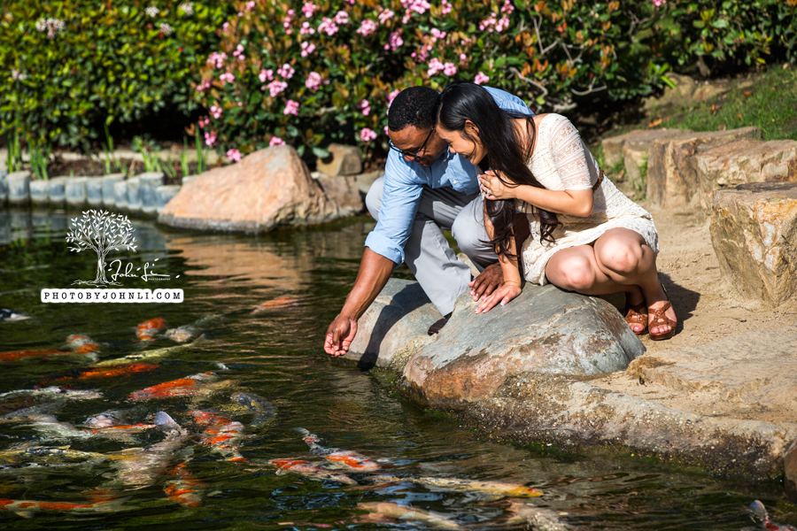 016Japanese Garden Engagement UC Long Beach