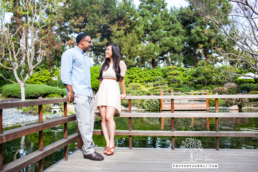 019Japanese Garden Engagement UC Long Beach