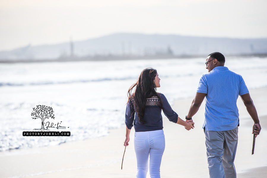 020 Seal Beach  Engagement Photography