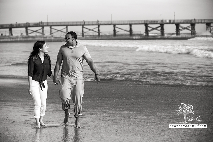 024 Seal Beach  Engagement Photography