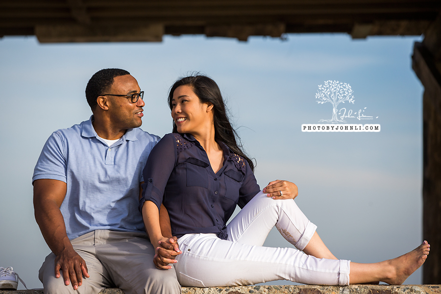 033 Seal Beach  Engagement Photography