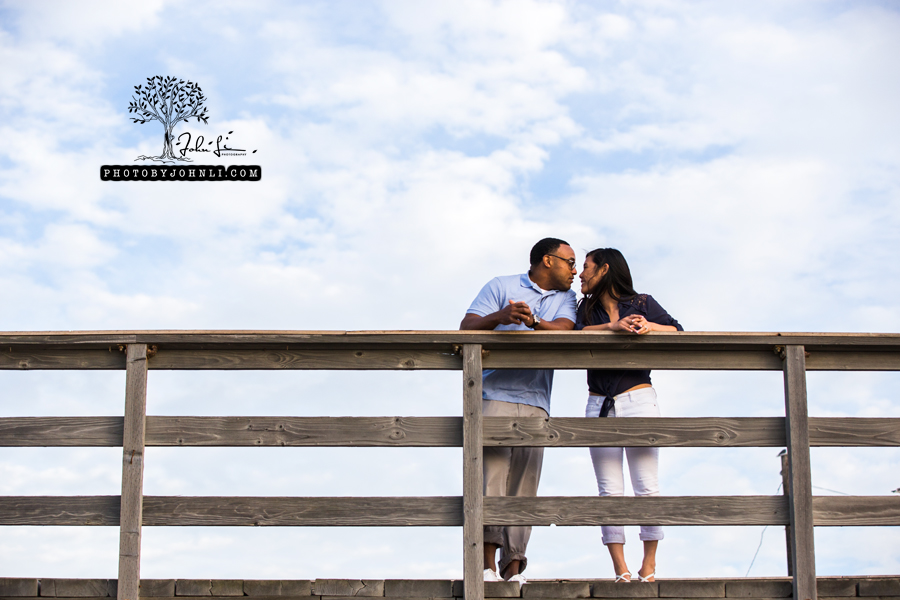036 Seal Beach  Engagement Photography