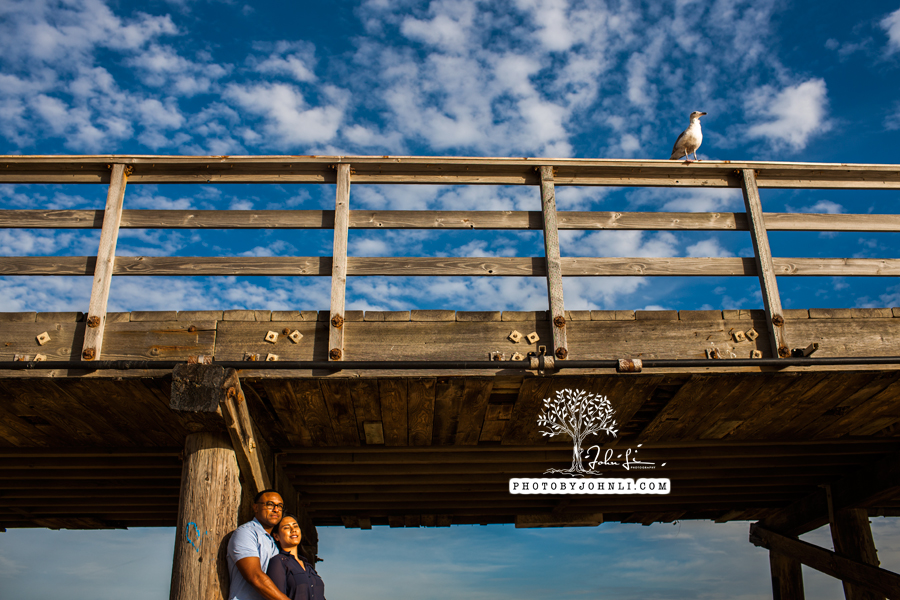 042 Seal Beach  Engagement Photography