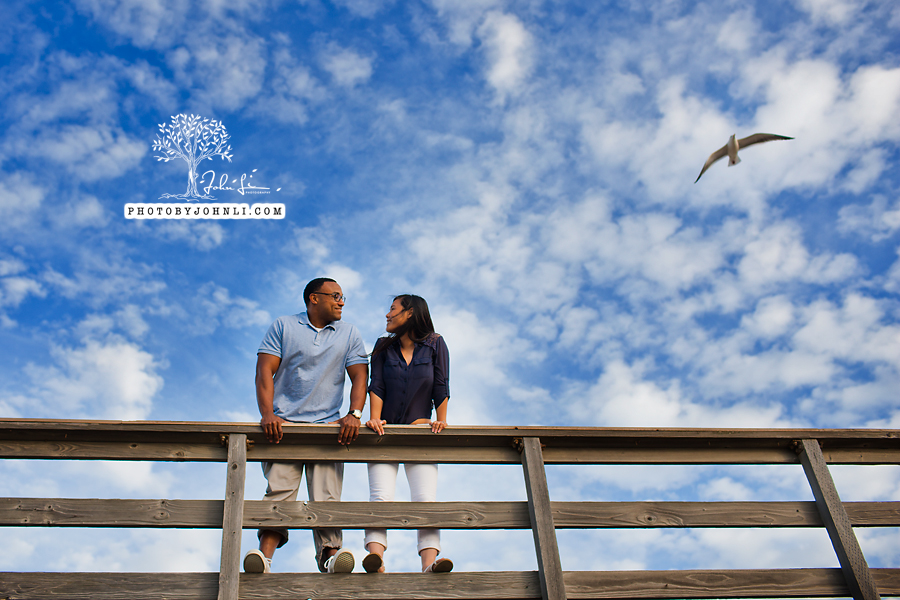 046 Seal Beach  Engagement Photography