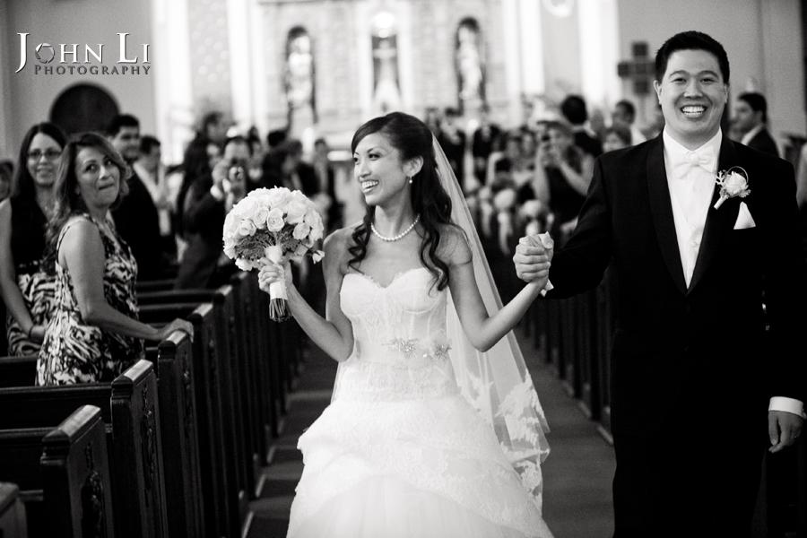 Walk Down The Aisle Songs: Tag » Pasadena Wedding «